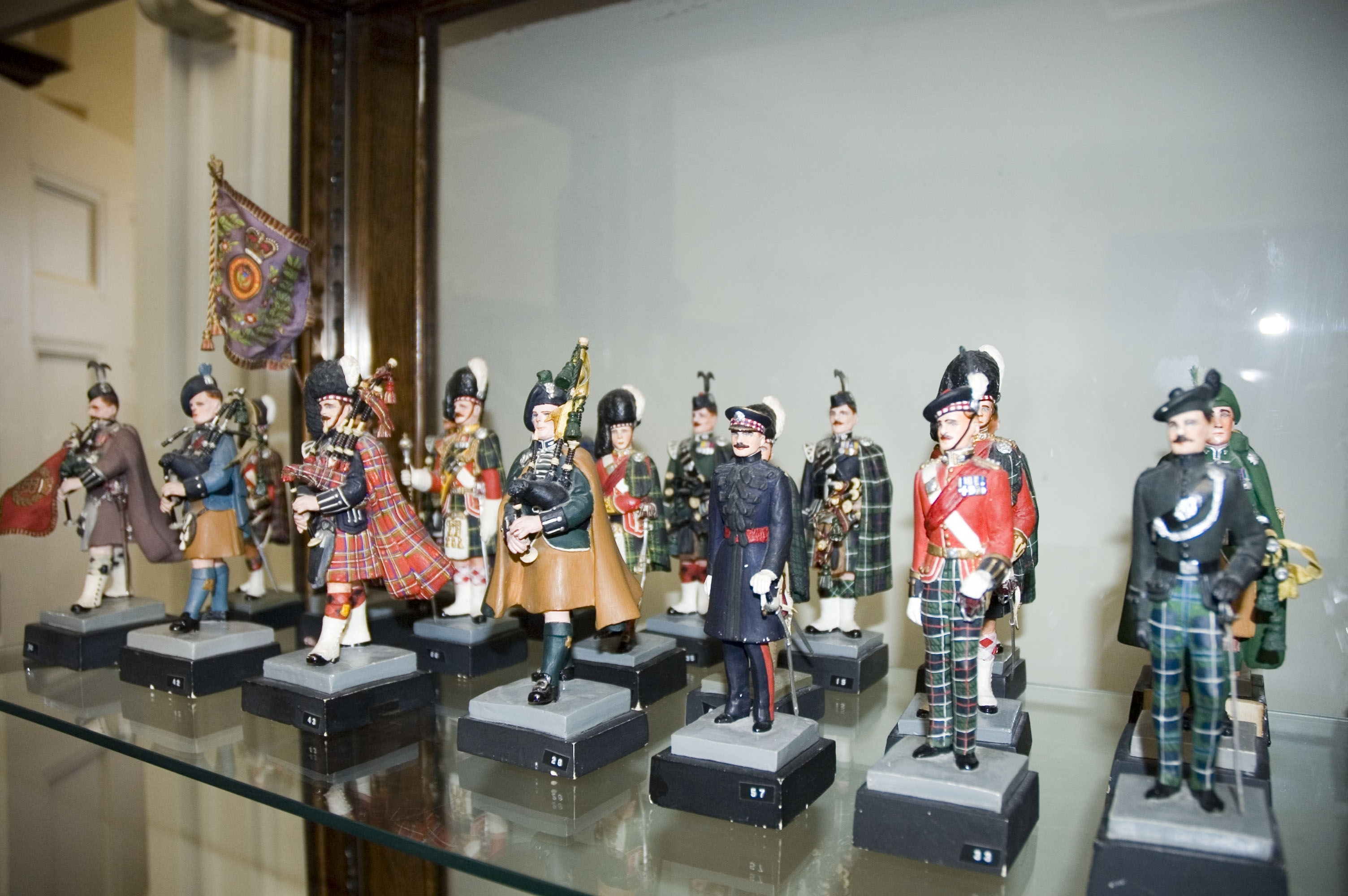 The Anne S K Brown Military Collection Miniature Lead