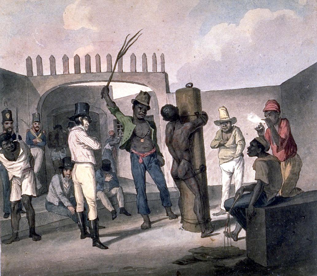 Really. Slavery white slave trade