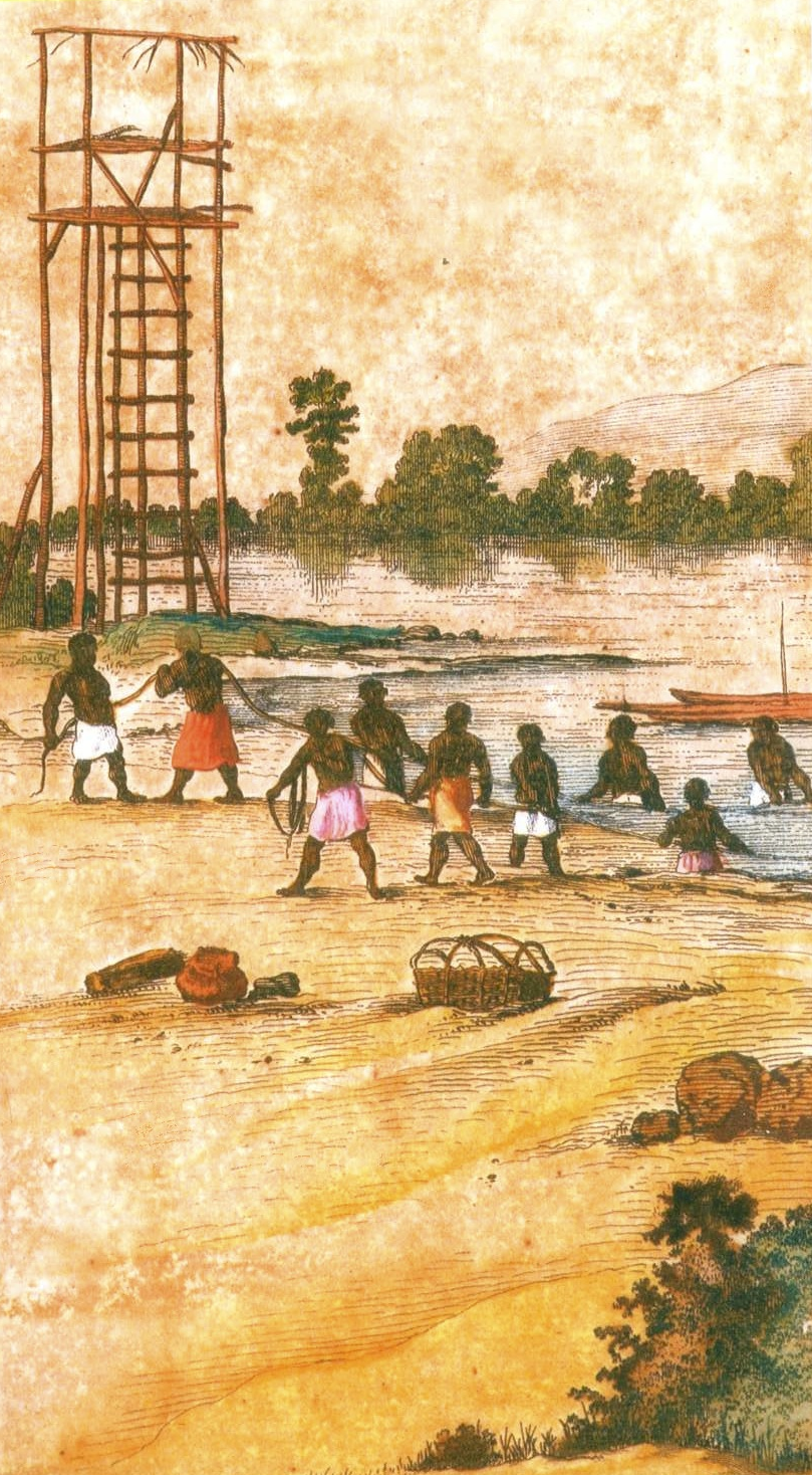 First Day Of High School Essay Escaped Slaves Working In Palmares The Massive Quilombo In Pernambuco  Detail From A Map By Dutch Artist Barleus  Public Health Essays also Examples Of Essay Proposals The African Slave Trade And Slave Life  Brazil Five Centuries Of  Argument Essay Thesis Statement