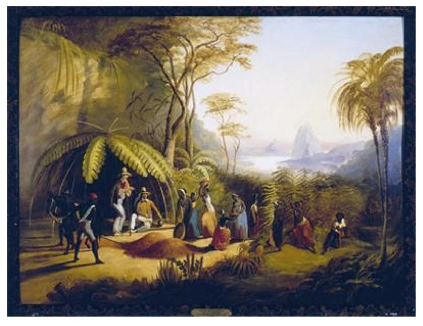 A Romanticism of Slavery and the Plantation Economy ...