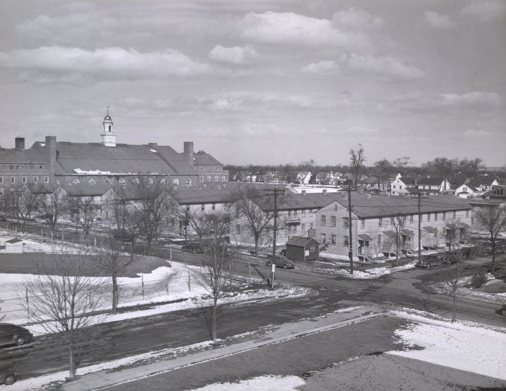 BrownTown, c.1947