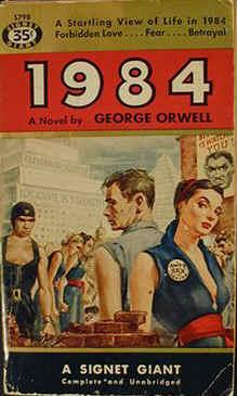 1984, 1955, paperback