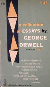 essay fiction orwell reader reportage George orwell bibliography 1956's the orwell reader, fiction, essays, and reportage from harcourt brace jovanovich, and penguin's selected essays in 1957.