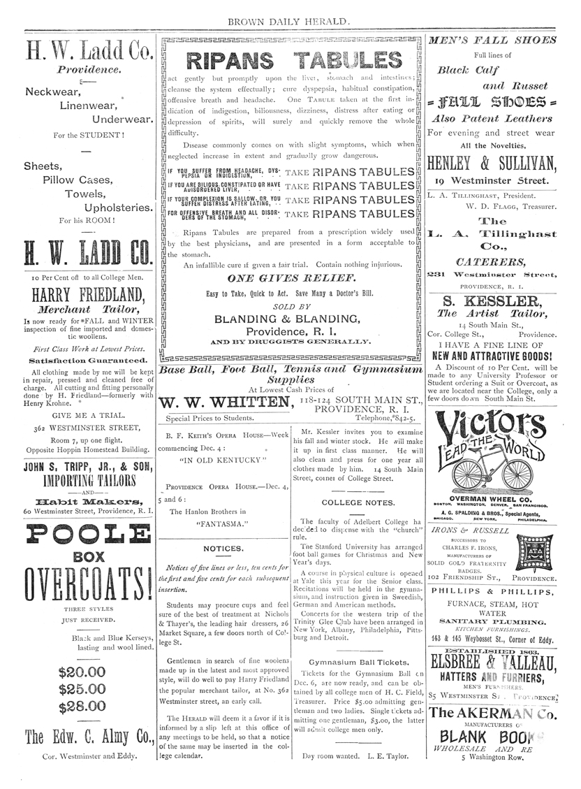 Page of BDH