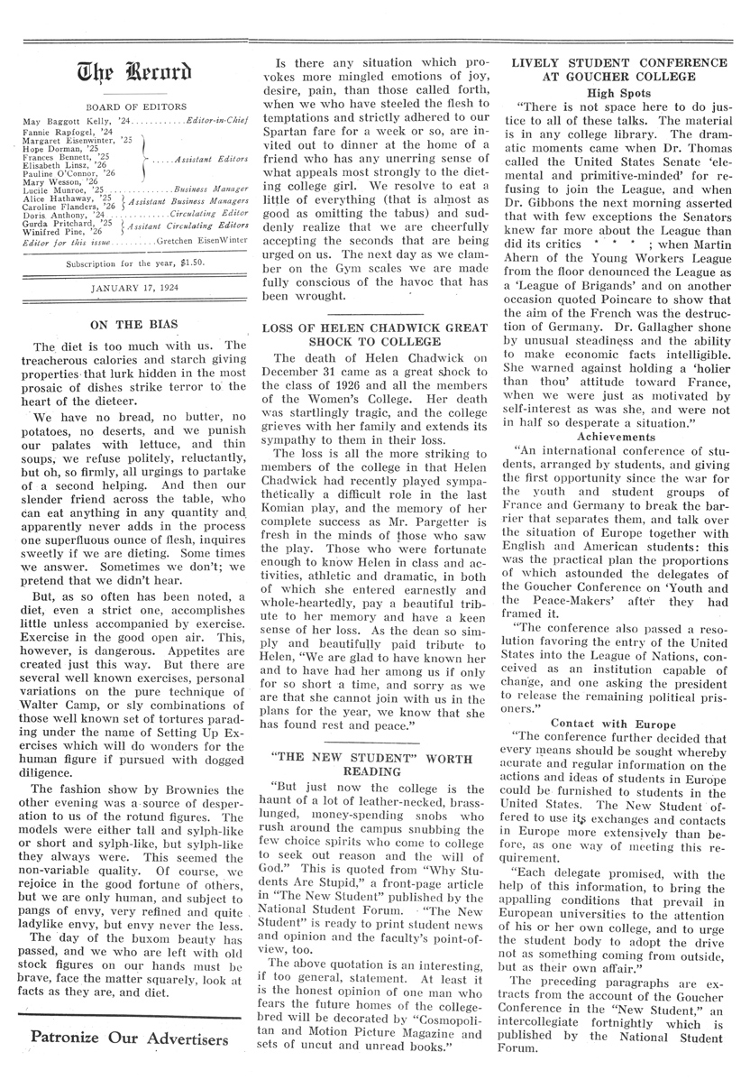 Page of pebr