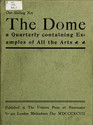 cover page of The Dome